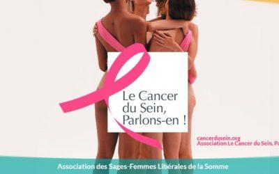 Cancer du sein: votre sage-femme examine vos seins